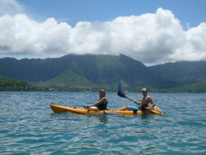 Kayak Kaneohe Bay (3)